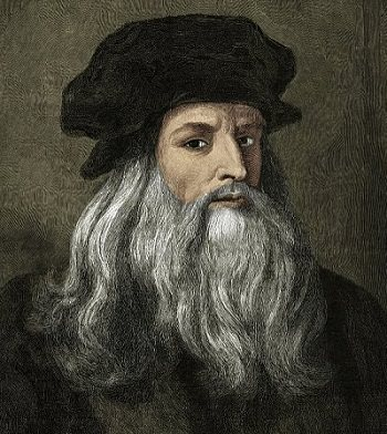 Leonardo Da Vinci – Defense Contractor