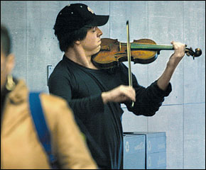Violinist in the Subway – Can we Recognize Talent?