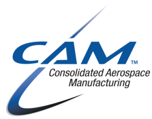 Consolidated Aerospace Manufacturing Logo